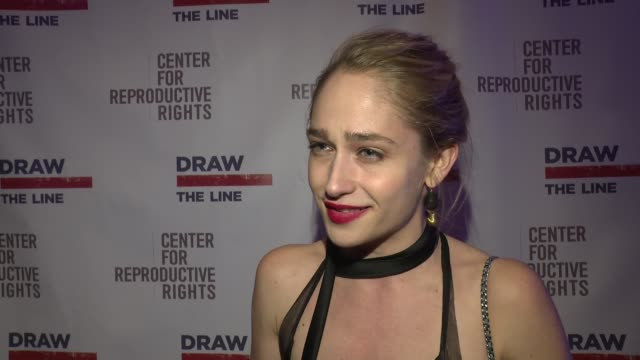 interview jemima kirke talks shares what reproductive rights mean to her and the importance of having the right to chose she is the mother of two and... - superwoman stock videos and b-roll footage