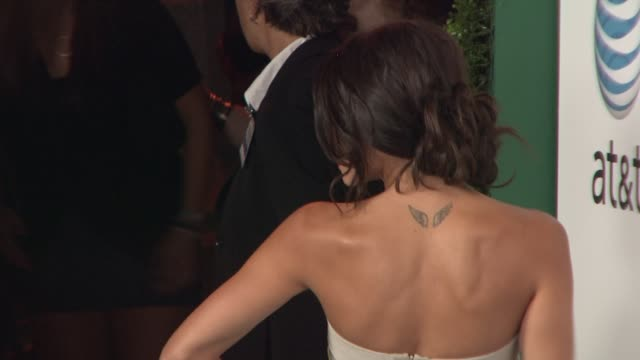 jenna dewan at the 'melrose place' premiere party at west hollywood ca. - 肥皂劇 個影片檔及 b 捲影像