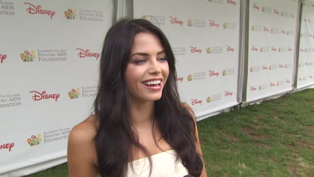 jenna dewan on event at the 21st annual 'a time for heroes' celebrity picnic benefit at los angeles ca - a time for heroes stock videos & royalty-free footage