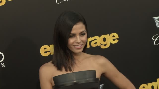 Jenna Dewan Tatum at Entourage Los Angeles Premiere at Regency Village Theatre on June 01 2015 in Westwood California