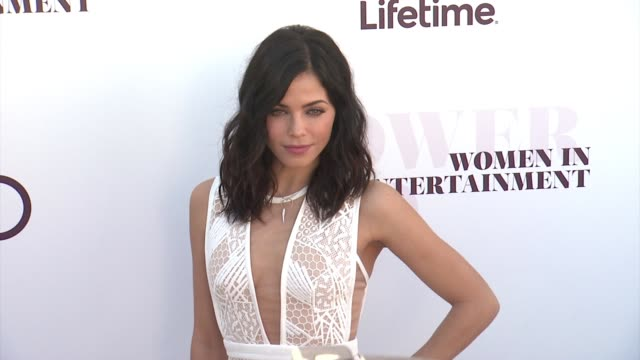 jenna dewan tatum at the hollywood reporter's 2014 women in entertainment breakfast in los angeles ca on - annual event stock videos & royalty-free footage