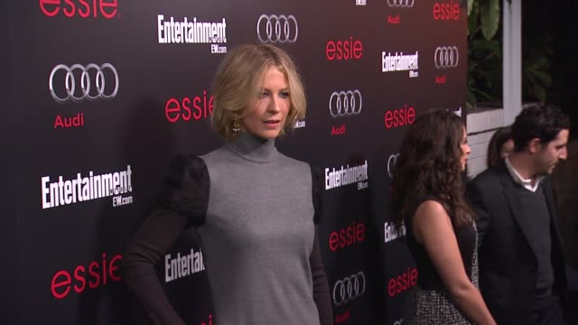 jenna elfman arrives at entertainment weekly hosts celebration honoring the screen actors guild awards¨ nominees on 1/26/13 in los angeles ca - entertainment weekly stock-videos und b-roll-filmmaterial