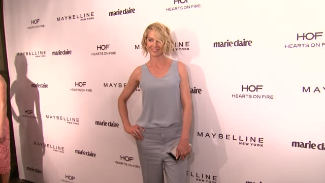 Jenna Elfman at Marie Claire Celebrates May Cover Stars in Los Angeles CA