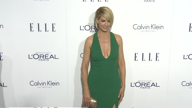 Jenna Elfman at the 2015 ELLE Women in Hollywood Awards at Four Seasons Hotel Los Angeles at Beverly Hills on October 19 2015 in Los Angeles...