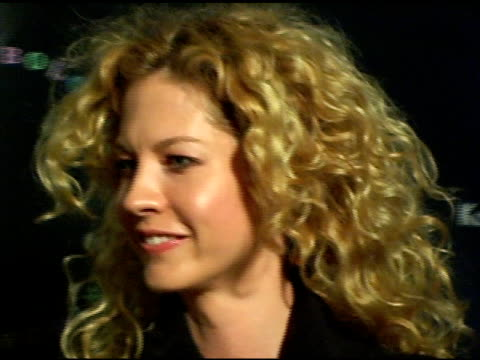 jenna elfman at the birthday party and dvd release for stephen tobolowsky at aqua in beverly hills california on may 30 2006 - jenna elfman stock videos & royalty-free footage