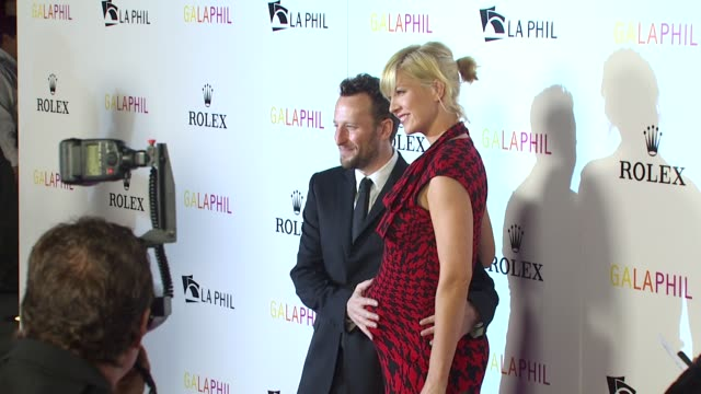 Jenna Elfman at the Inaugural Gala for the Los Angeles Philharmonic at Los Angeles CA
