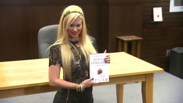 Jenna Jameson at Jenna Jameson 'Sugar' Book Signing in Los Angeles CA on