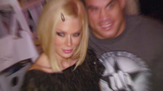 Jenna Jameson at the Debut of 2 B Free 2007 Collection During Los Angeles Fashion Week Tailored 2 B Free at Boulevard3 in Los Angeles California on...