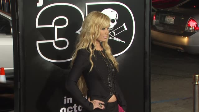 Jenna Jameson at the 'Jackass 3D' Premiere at Hollywood CA