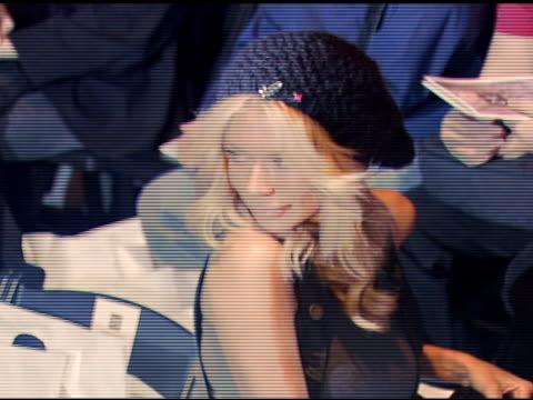 MercedesBenz Fashion Week at Smashbox Studios in Los Angeles California on March 13 2008