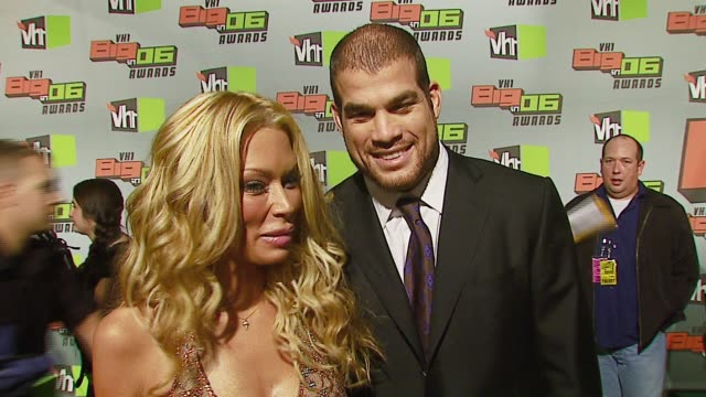 Jenna Jameson on what was big for her in '06 what's ahead in 2007 at the VH1 Big in '06 at Sony Studios in Culver City California on December 2 2006