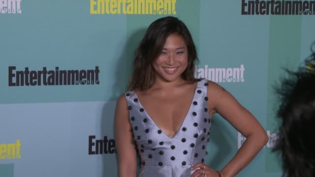 Jenna Ushkowitz at Entertainment Weekly Hosts Annual ComicCon Celebration in Los Angeles CA
