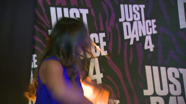 Jenna Ushkowitz at Entertainment Weekly's 6th Annual ComicCon Celebration Sponsored By Just Dance 4 on 7/14/12 in San Diego CA