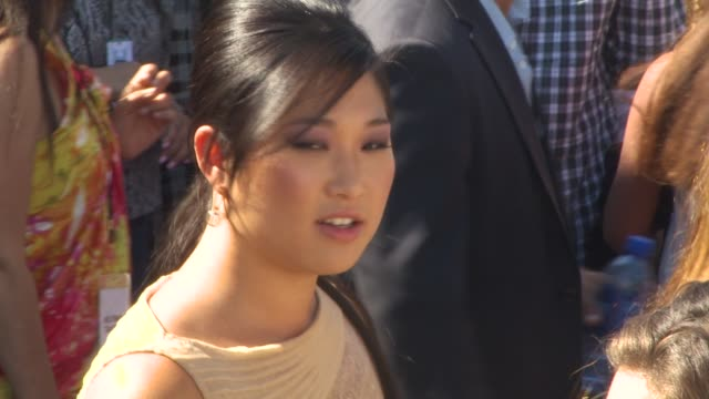 Jenna Ushkowitz at the 2010 Teen Choice Awards at Universal City CA