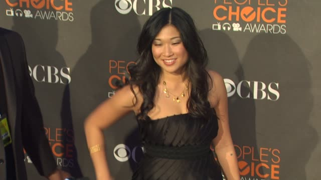 Jenna Ushkowitz at the 36th Annual People's Choice Awards at Los Angeles CA