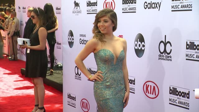 Jennette McCurdy at MGM Grand on May 17 2015 in Las Vegas Nevada