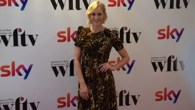 jenni falconer attends the women in film and tv awards 2019 at hilton park lane on december 06 2019 in london england - steve coogan stock videos & royalty-free footage