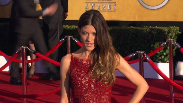 Jennifer Carpenter at 18th Annual Screen Actors Guild Awards Arrivals on 1/29/2012 in Los Angeles CA