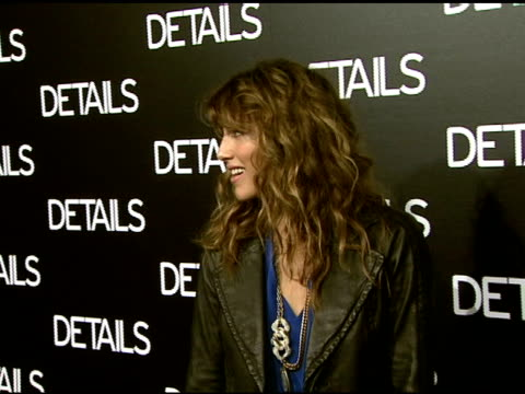 Jennifer Esposito at the Details Magazine Celebrates 'Mavericks 2008' at NULL in Beverly Hills California on March 21 2008