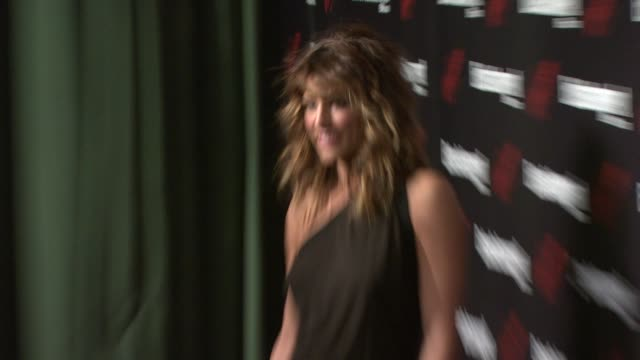 Jennifer Esposito at the Entertainment Weekly/Vavoom Upfront Party at the Bowery Hotel in New York New York on May 13 2008