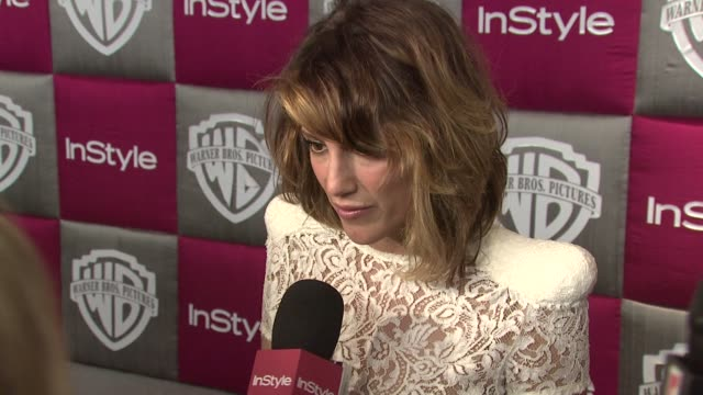 Jennifer Esposito at the InStyle 2009 Golden Globes After Party Part 4 at Los Angeles CA