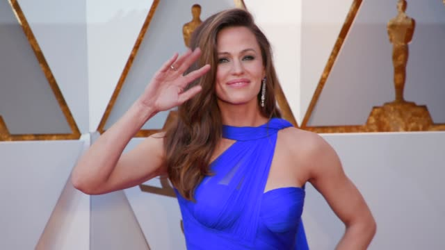 Jennifer Garner at 90th Academy Awards Arrivals at Dolby Theatre on March 04 2018 in Hollywood California