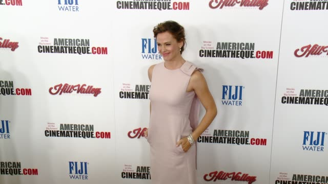 jennifer garner at the 29th annual american cinematheque award presented to reese witherspoon at the hyatt regency century plaza on october 30 2015... - american cinematheque stock videos & royalty-free footage