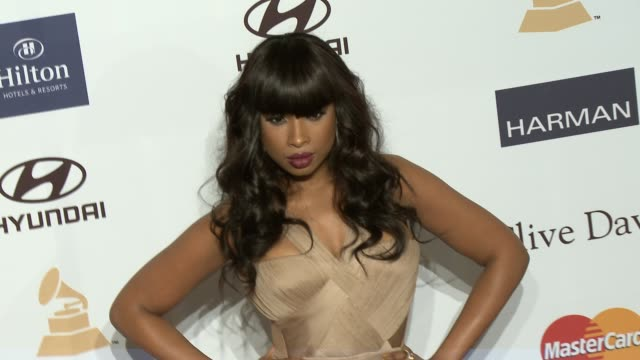 jennifer hudson at pre-grammy gala & salute to industry icons with clive davis honoring antonio l.a. reid 2/9/2013 in beverly hills, ca. - jennifer hudson stock videos & royalty-free footage
