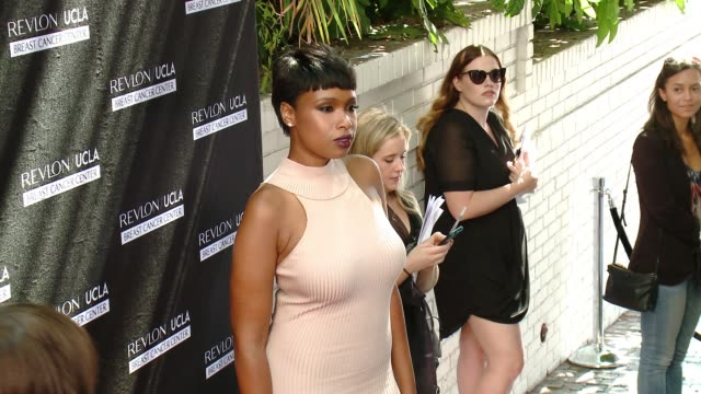 Jennifer Hudson at Revlon's Annual Philanthropic Luncheon in Los Angeles CA