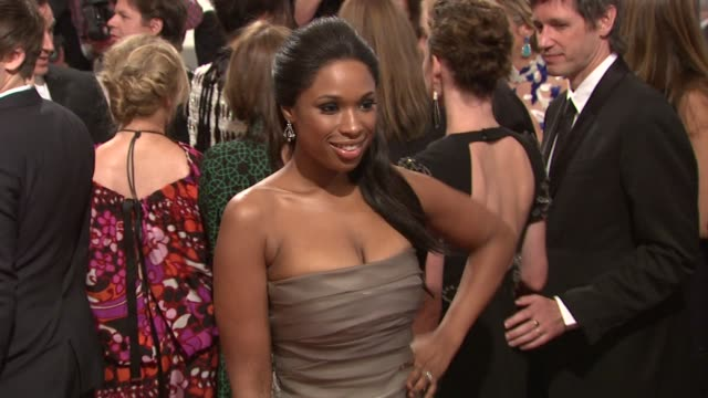 jennifer hudson at the 'alexander mcqueen savage beauty' costume institute gala at the metropolitan museum of art at new york ny - jennifer hudson stock videos & royalty-free footage