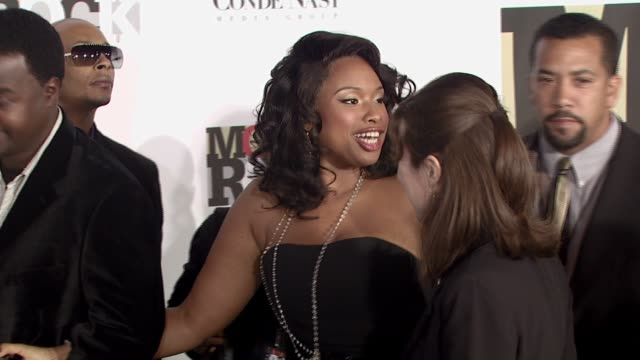 Jennifer Hudson at the Movies Rock A Celebration of Music in Film at the Kodak Theatre in Hollywood California on December 2 2007