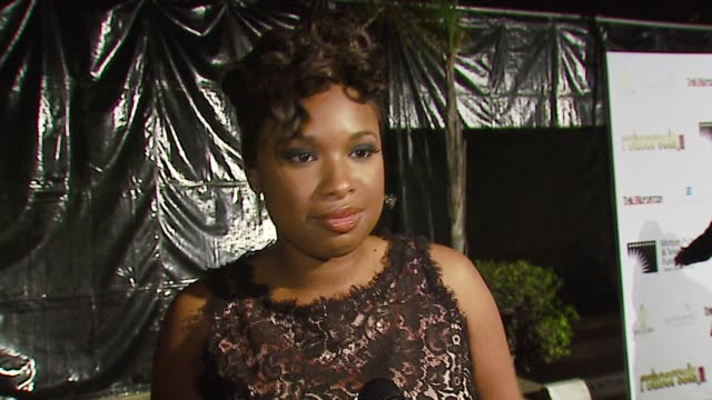 Jennifer Hudson on her phone call from Oprah pursuing her dreams the first Broadway show she attended her upcoming projects the experience of working...