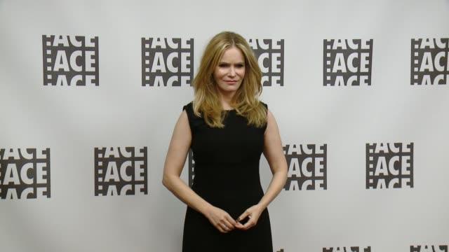 Jennifer Jason Leigh at 66th Annual ACE Eddie Awards in Los Angeles CA