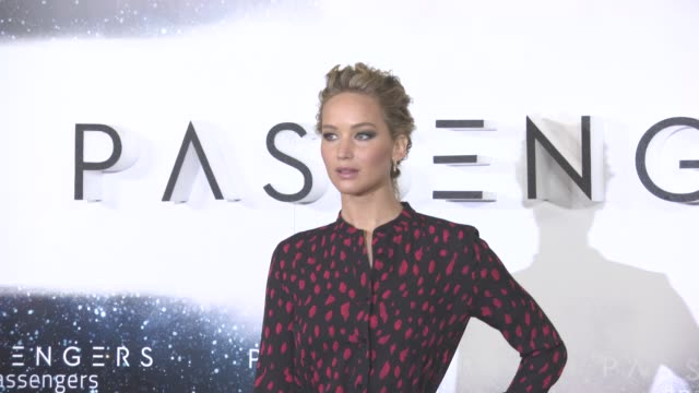 Jennifer Lawrence at 'Passengers' Photocall on December 01 2016 in London England