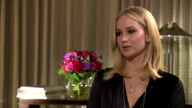 jennifer lawrence saying she still feels there is unfairness in hollywood in reference to the pay gap between male and female performers - equality stock videos & royalty-free footage