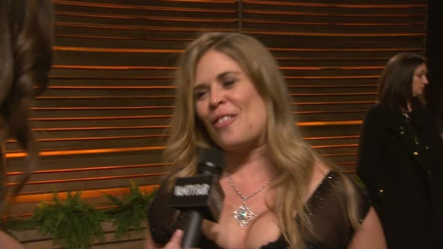 jennifer lee at the 2014 vanity fair oscar party hosted by graydon carter - arrivals on march 02, 2014 in west hollywood, california. - oscar party stock videos & royalty-free footage