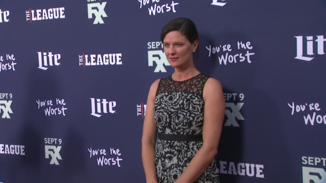 Jennifer LeFleur at the Premiere of FXX's The League Final Season and You're The Worst 2nd Season at Regency Bruin Theater on September 08 2015 in...