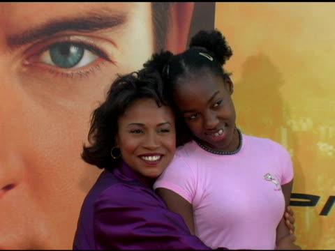 jennifer lewis and charmaine at the 'spider-man 2' los angeles premiere arrivals at the mann village theatre in westwood, california on june 22, 2004. - house spider stock videos & royalty-free footage