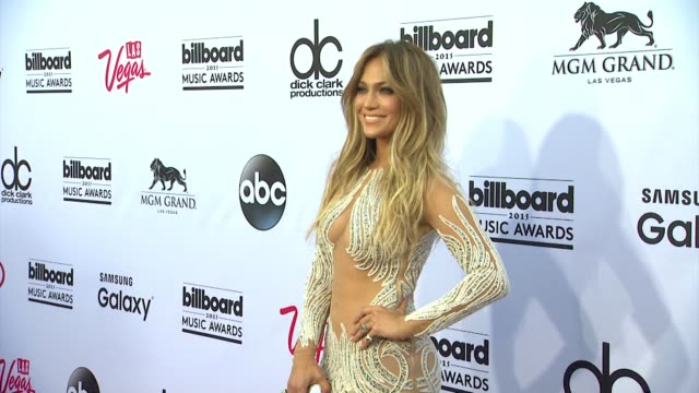 jennifer lopez at mgm grand on may 17 2015 in las vegas nevada - 2015 stock-videos und b-roll-filmmaterial