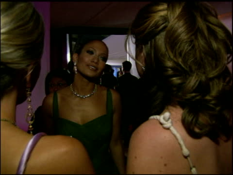 jennifer lopez at the 2006 academy awards governor's ball at the kodak theatre in hollywood california on march 5 2006 - 2006 stock videos & royalty-free footage