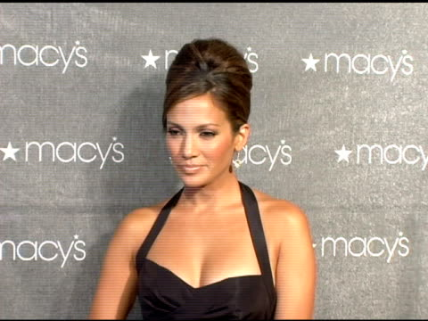Jennifer Lopez at the Macy's Passport 2005 Presented by American Express at Barker Hanger in Santa Monica California on September 29 2005