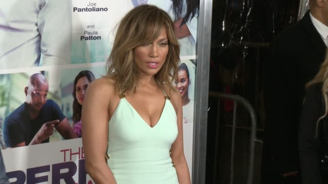 jennifer lopez at the perfect match los angeles premiere at arclight cinemas on march 07 2016 in hollywood california - arclight cinemas hollywood stock videos & royalty-free footage
