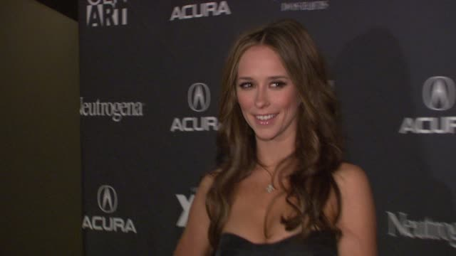 jennifer love hewitt at the 14th annual gen art film festival 'finding bliss' premiere at new york ny - jennifer love hewitt stock videos & royalty-free footage