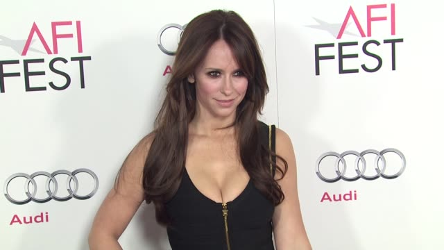 jennifer love hewitt at the afi fest 2011 opening night gala world premiere of 'j edgar' at hollywood ca - jennifer love hewitt stock videos & royalty-free footage