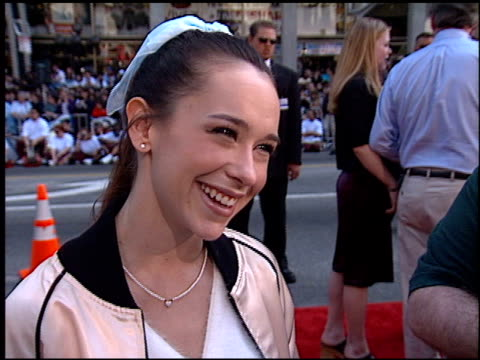 Jennifer Love Hewitt at the 'Grease' Premiere at Grauman's Chinese Theatre in Hollywood California on March 15 1998