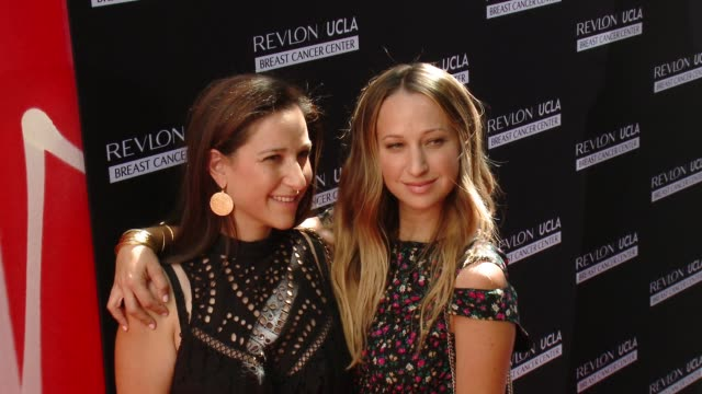 Jennifer Meyer at Revlon's Annual Philanthropic Luncheon in Los Angeles CA