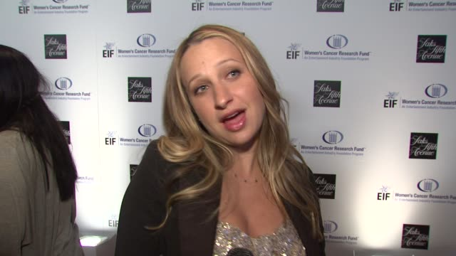 jennifer meyer on being a part of the night gwyneth paltrow courteney coxarquette's dedication to the cause what she's most looking forward to at the... - gwyneth paltrow stock videos and b-roll footage