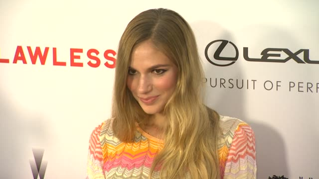 jennifer missoni at lawless los angeles premiere on 8/22/12 in hollywood ca - missoni stock videos & royalty-free footage
