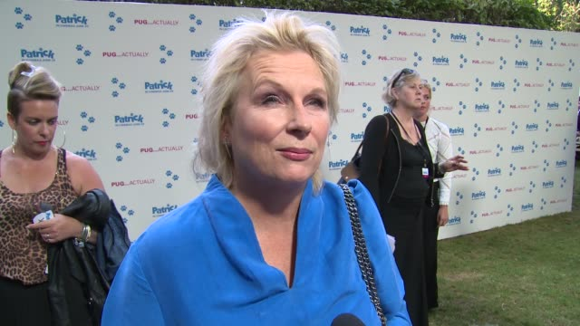 jennifer saunders beattie edmondson emily atack patricia potter on june 27 2018 in london england - jennifer saunders stock videos & royalty-free footage