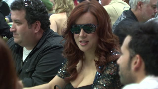 Jennifer Tilly at the 7th Annual World Poker Tour Invitational at Los Angeles CA